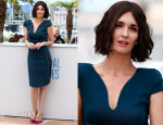 Paz Vega In Zuhair Murad - 'Grace of Monaco' Cannes Film Festival Photocall