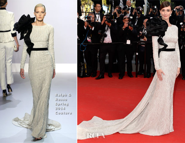 Paz Vega In Ralph & Russo Couture - 'A Fistful of Dollars' Cannes Screening & Closing Ceremony
