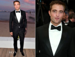 Robert Pattinson In Dior Homme - 'The Rover' Cannes Film Festival Premiere