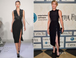 Robin Wright In Altuzarra - Capitol File's White House Correspondents' Welcome Reception