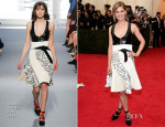 Rosamund Pike In Louis Vuitton - 2014 Met Gala