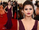 Selena Gomez In Diane von Furstenberg - 2014 Met Gala