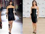 Selena Gomez In Lanvin - American Ballet Theatre 2014 Opening Night Spring Gala
