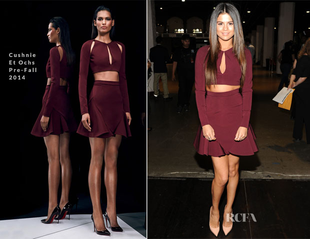Selena Gomez in Cushnie Et Ochs - 2014 iHeartRadio Music Awards