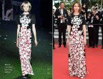 Sofia Coppola In Marc Jacobs - Palme D'Or Winners