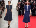 Sofia Coppola In Michael Kors - 'Foxcatcher' Cannes Film Festival Premiere