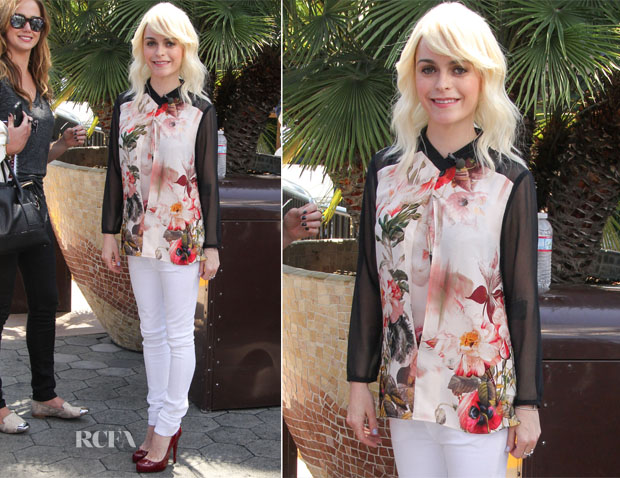 Taryn Manning In Ted Baker London - Extra