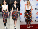 Taylor Schilling In Sportmax - 18th Annual Webby Awards