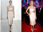 Toni Garrn In Barbara Casasola - The Heart Fund Gala