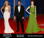 Fashion Critics' White House Correspondents' Association Dinner Roundup