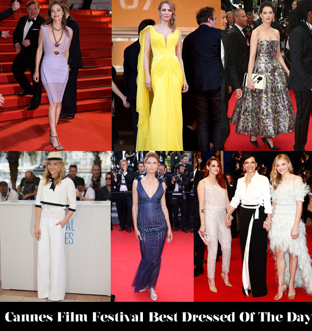 Who Was Your Best Dressed On Day 10 of Cannes Film Festival 2014