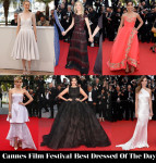 Who Was Your Best Dressed On Day 5 of Cannes Film Festival 2014?