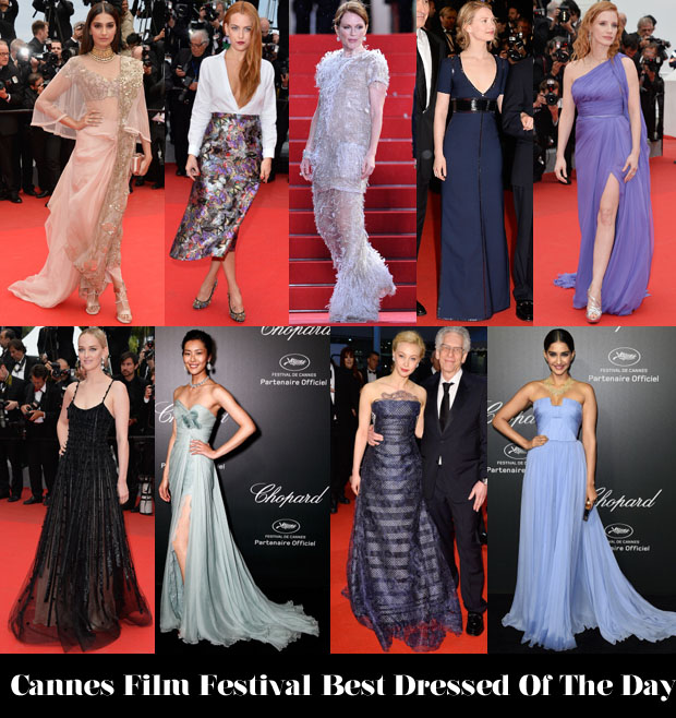 Who Was Your Best Dressed On Day 6 of Cannes Film Festival 2014