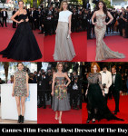 Who Was Your Best Dressed On Day 7 of Cannes Film Festival 2014?