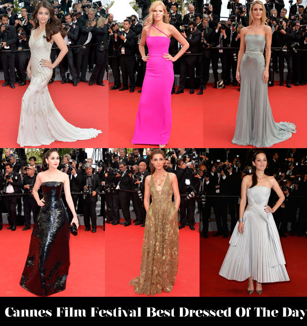 Who Was Your Best Dressed On Day 8 of Cannes Film Festival 2014