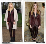 Who Wore Burberry Better...Suki Waterhouse or Cara Delevingne?