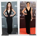 Who Wore Paule Ka Better...Lily Collins or Celia Freijeiro?