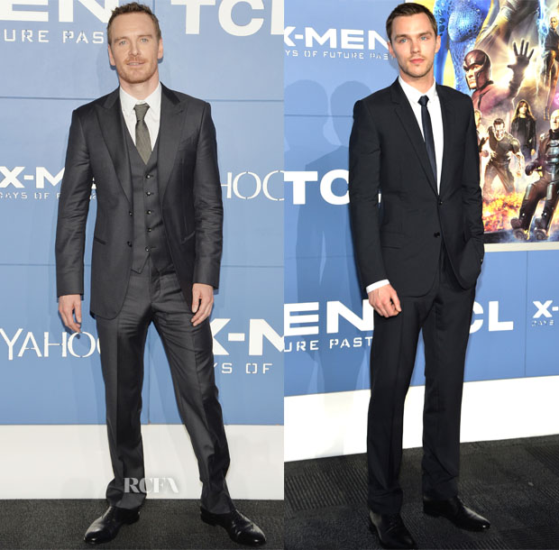 'X-Men Days Of Future Past' World Premiere Menswear Roundup