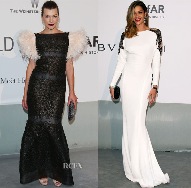 amfAR Cinema Against Aids Gala Red Carpet Roundup 6