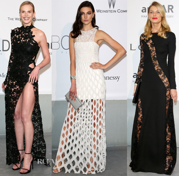 amfAR Cinema Against Aids Gala Red Carpet Roundup3