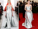 Amy Adams In Oscar De La Renta – 2014 Met Gala
