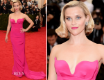 Reese Witherspoon In Stella McCartney – 2014 Met Gala