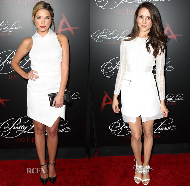 'Pretty Little Liars' Celebrates 100 Episodes 2