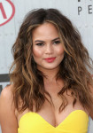 Chrissy Teigen in Three Floor
