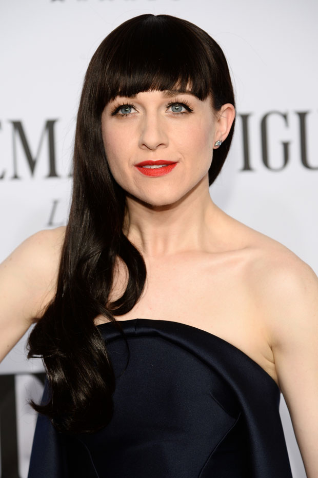 Lena Hall in Zac Posen