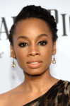 Anika Noni Rose in Badgley Mischka