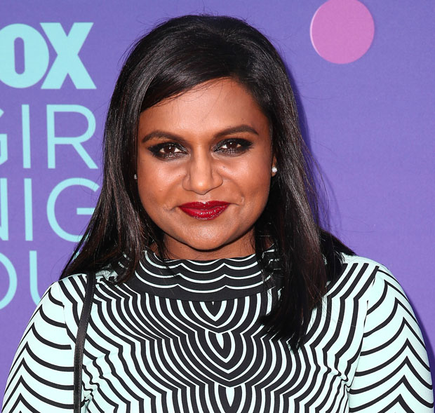 Mindy Kaling in Marc by Marc Jacobs