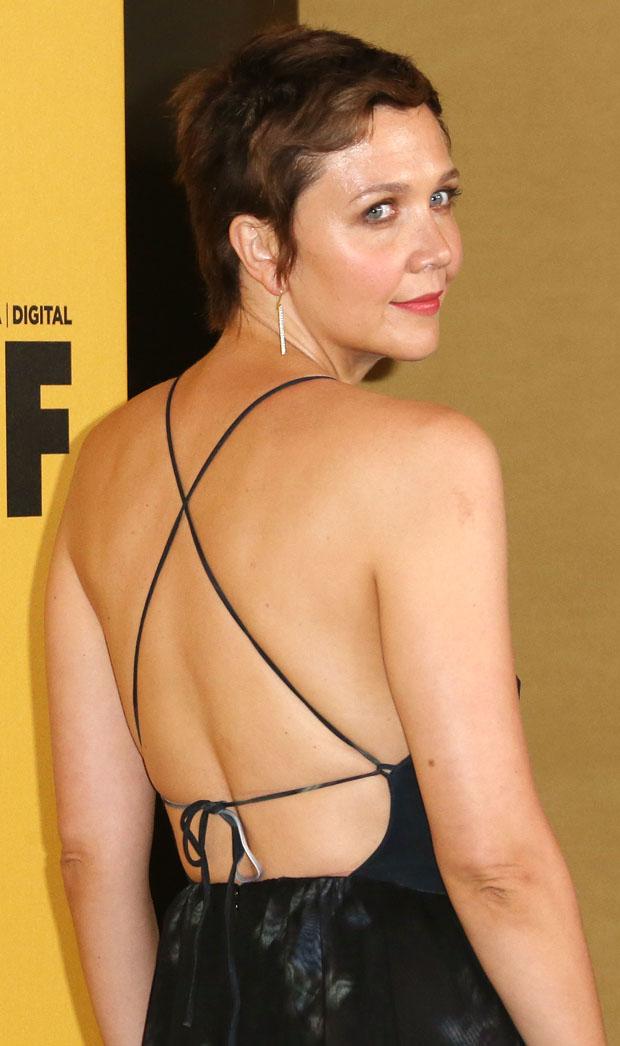 Maggie Gyllenhaal in Peter Som