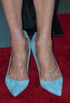 Tilda Swinton's shoes