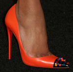 Kerry Washington's Christian Louboutin pumps