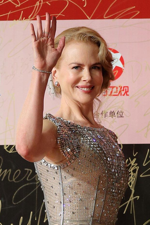 Nicole Kidman in Dolce & Gabbbana