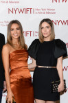 Jessica Alba in Vivienne Westwood and Rose Byrne in Giambattista Valli