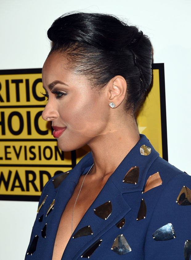 Kat Graham in Escada