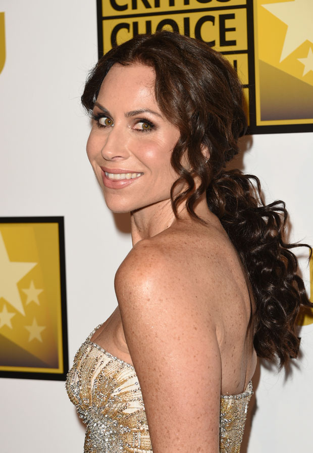 Minnie Driver in Lorena Sarbu