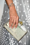 Bellamy Young's  Ashlyn'd clutch