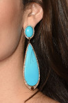 Emmy Rossum's earrings