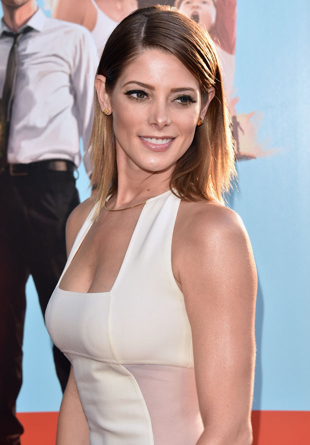 Ashley Greene in Akris