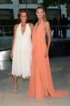 Heidi Klum in Donna Karan