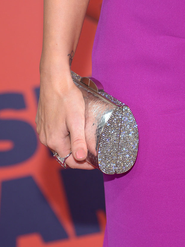 Kellie Pickler's Swarovski  clutch