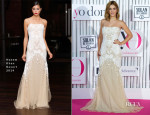Alejandra Onieva In Naeem Khan - Yo Dona Awards
