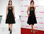 Alexa Chung In Christian Dior - Glamour Women Of The Year Awards