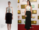 Amanda Crew In Peggy Hartanto - 2014 Critics' Choice Television Awards