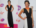 Ana Ivanovic In Roksanda Ilincic - WTA Pre-Wimbledon Party