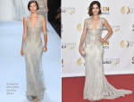 Ana Ortiz In Badgley Mischka - 54th Monte Carlo Television Festival Closing Ceremony