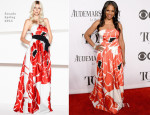 Audra McDonald In Escada - 2014 Tony Awards