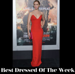 Best Dressed Of The Week - Emily Blunt In Prada